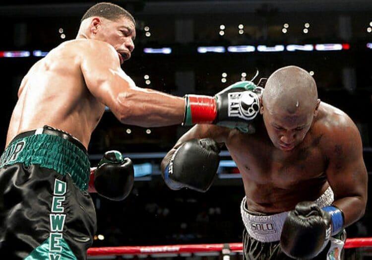 dewey bozella story how boxing saved his life - Image credit: NY Daily News OP81511