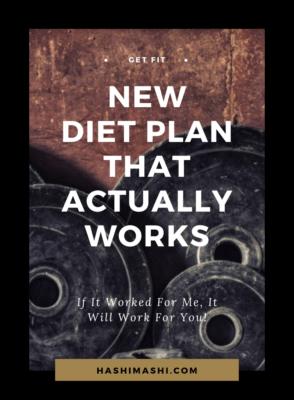 A New Diet & Fitness Plan That Actually Works - Hashi Mashi Image Credit HashiMashi.com