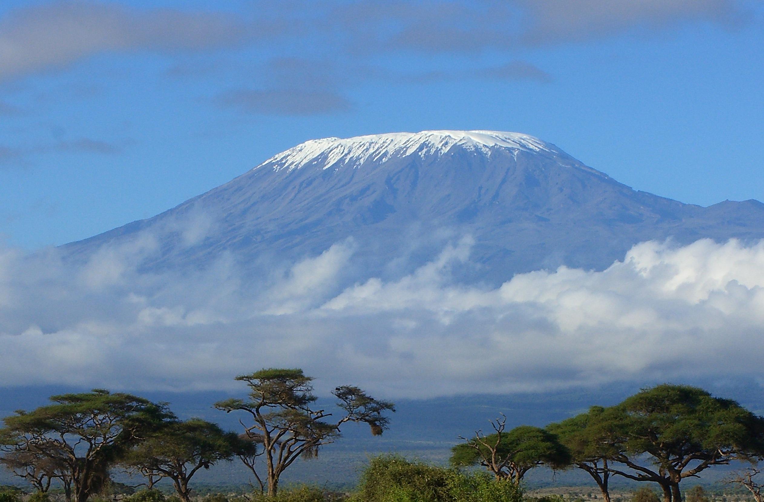 Eat real food and conquer Mount Kilimanjaro Tanzania