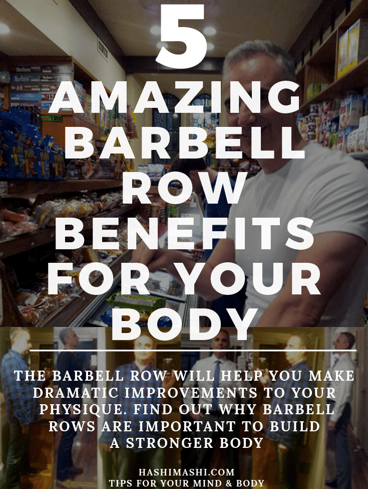 barbell row benefits for your body - op 4213