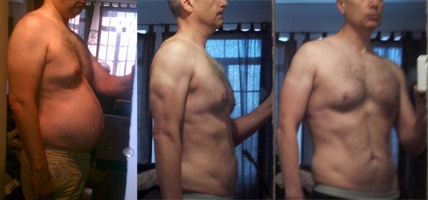 Push Up Workout at Home Results