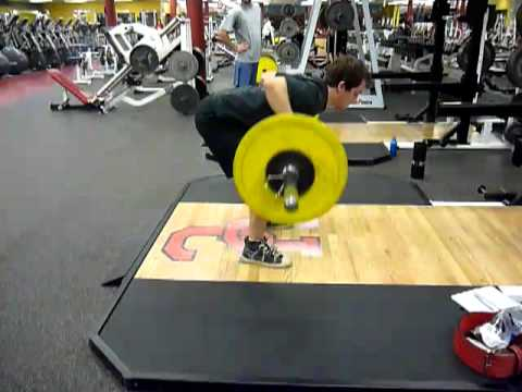 Barbell Row Benefits