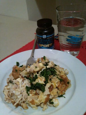 Get Fit Fast Breakfast Image