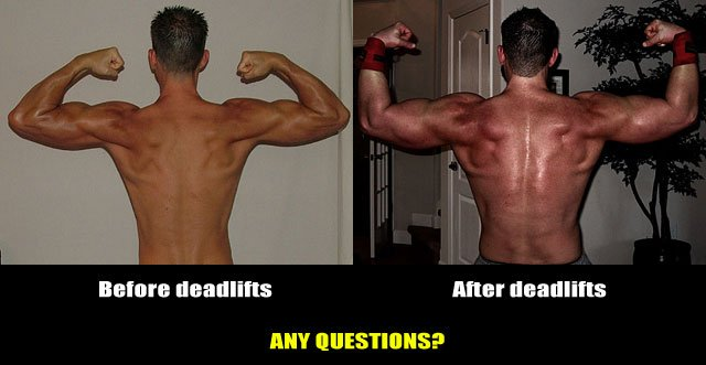 Power of Deadlifts from http://johnstonefitness.com
