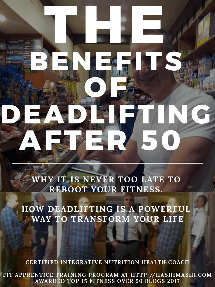 benefits of deadlifting after 50
