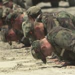 fighting depression with pushups
