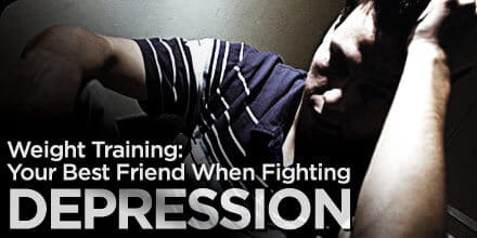 fighting_depression with exercise
