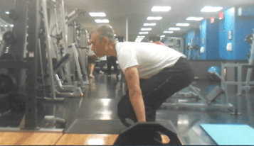 best exercise for overweight beginners is the deadlift