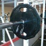 squats lower body workout 135 pounds