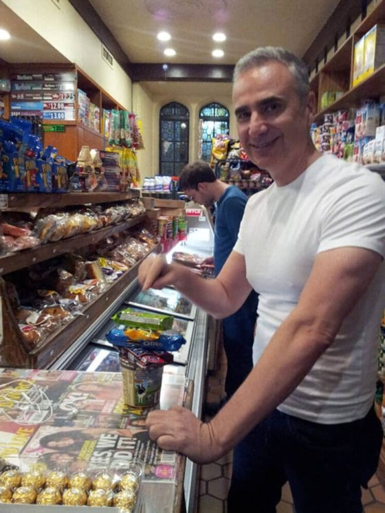 Mens fitness over 50 - Stop snacking on ice Cream Oreos Ressees Typical Snack