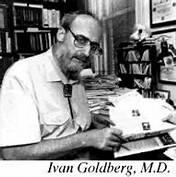 Goldberg's Depression Test Developer Dr. Ivan K. Goldberg