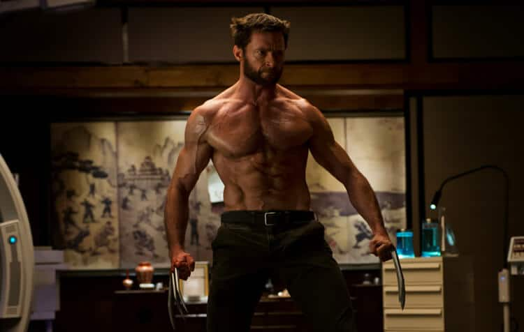 Hugh Jackman's Deadlift Workout: How He Got Ripped For 'Wolverine'