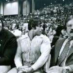 Franco columbu arnold joe weider father of bodybuilding