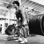 Franco Columbu Deadlift for Inspiration