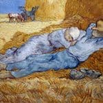 sleep and weight loss van gogh siesta