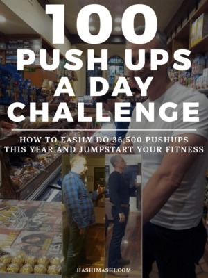 100 pushups a day challenge