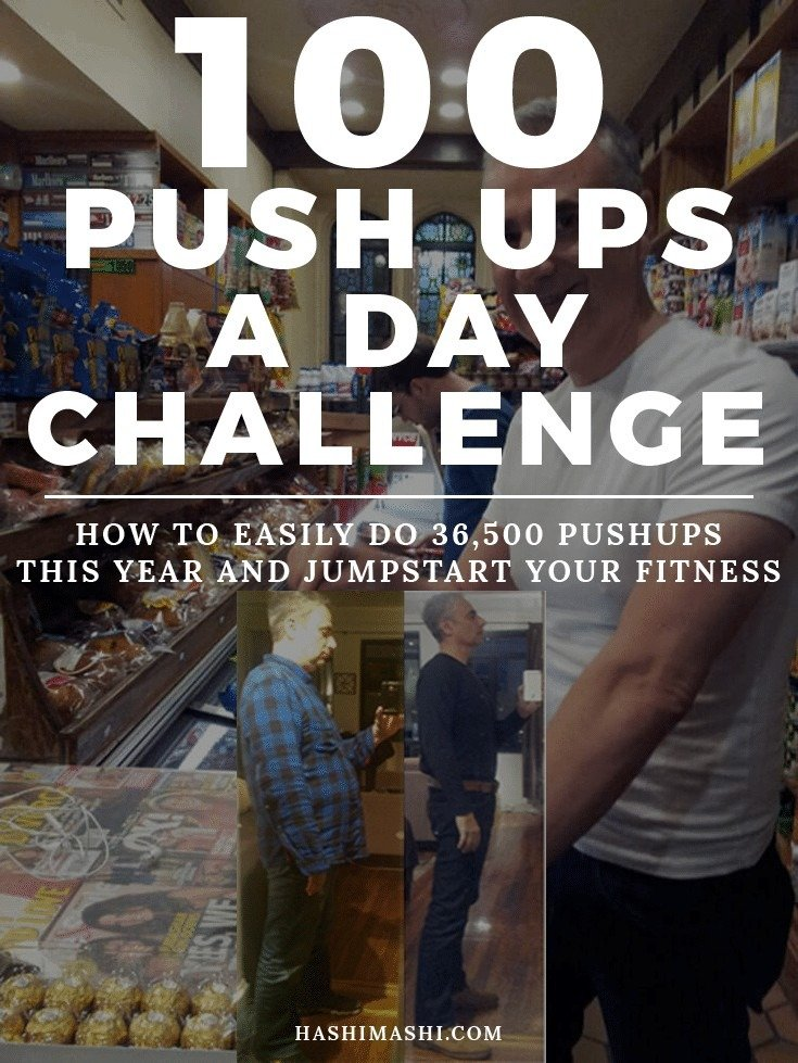 100 press up challenge 100 pushup challange
