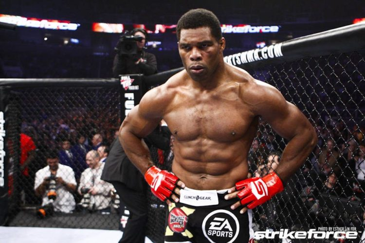 100 pushups a day because herschel walker did mostly pushups to build his powerful physique