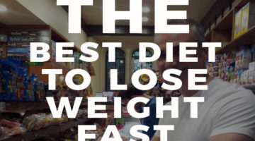 best diet to lose weight fast featured white