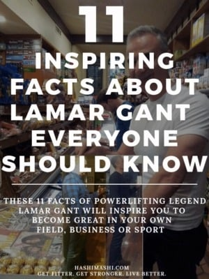 11 inspiring facts about lamar gant everyone should know