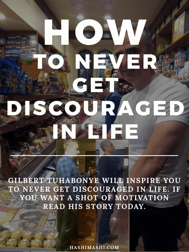 Gilbert Tuhabonye Will Inspire You to Never Get Discouraged in Life