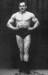 Hermann Goerner deadlift workout results
