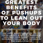 benefits of push ups to lean out your body image
