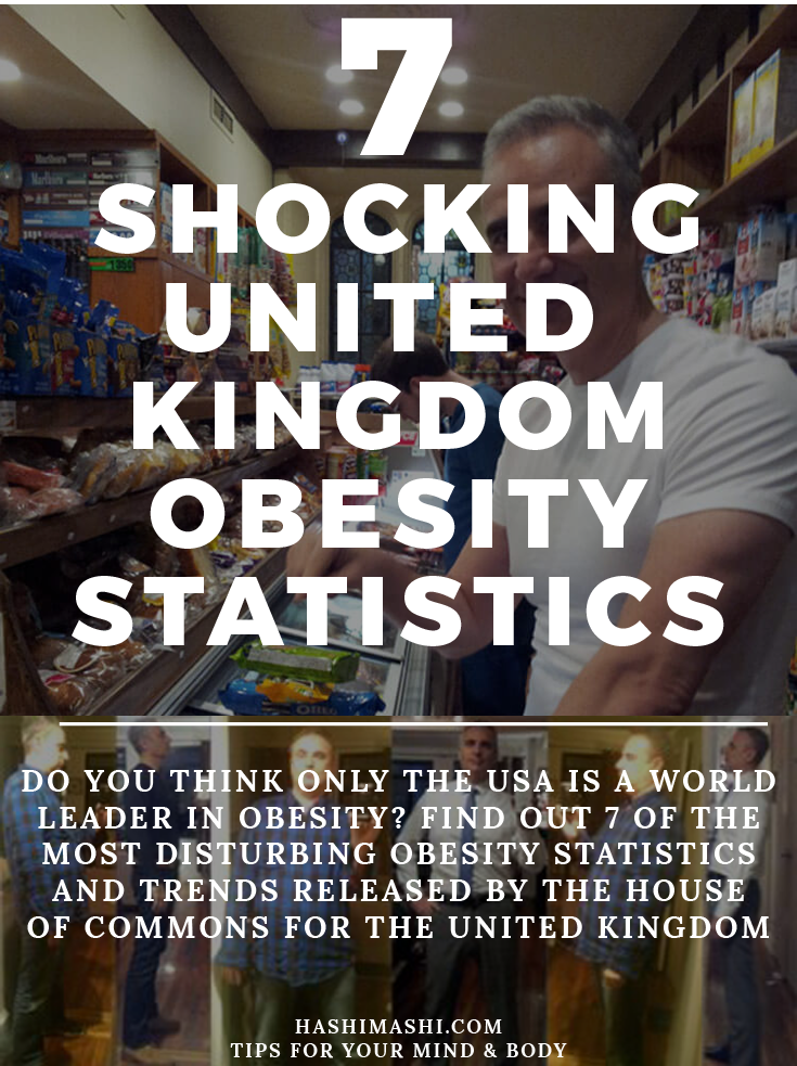 house of commons obesity statistics and trends