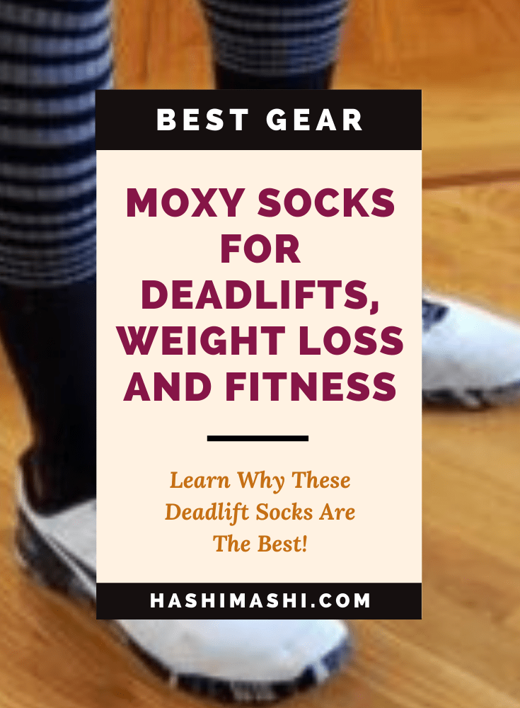 Moxy Socks for Deadlifts & Fitness - Why These Socks Are The Best Image Credit HashiMashi.com