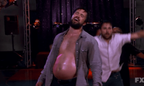 rob mcelhenney workout and diet tips