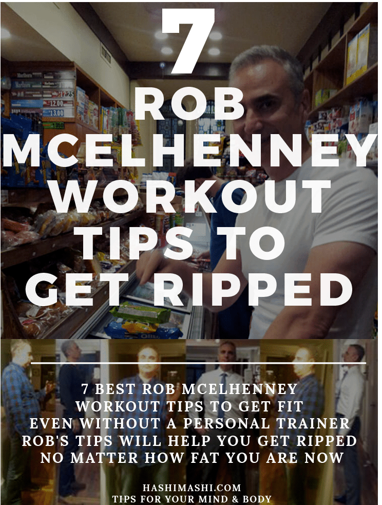 rob mcelhenney workout routine tips pin