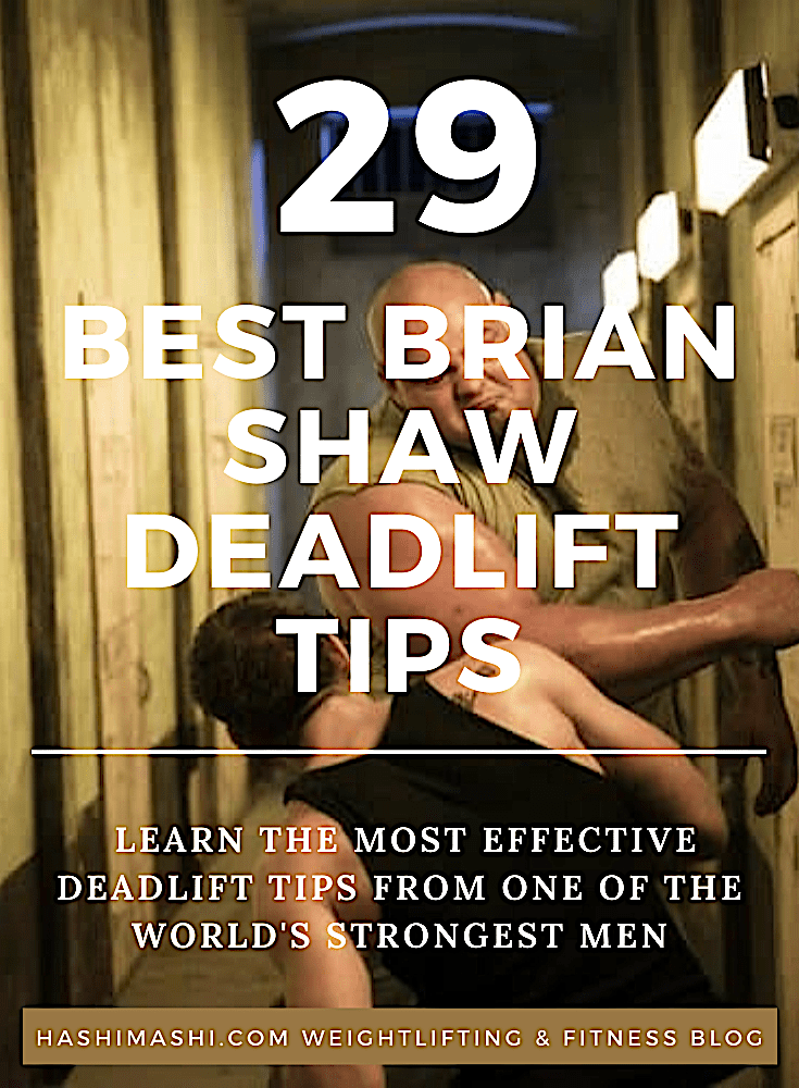 29 Best Brian Shaw Deadlift Tips - Image Credit IMDB Kickboxer Retaliation Movie