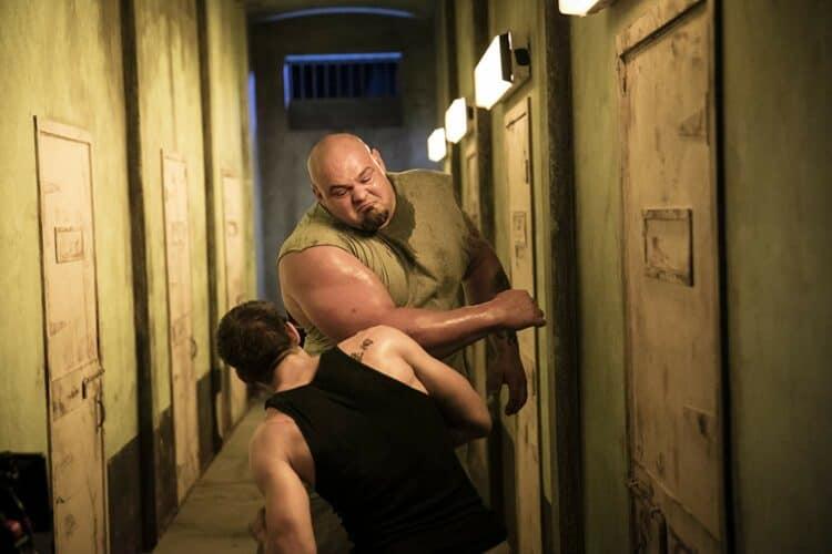 Kickboxer Retaliation Brian Shaw Movie Image Credit IMDB