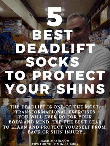 best deadlift socks Image Credit HashiMashi.com
