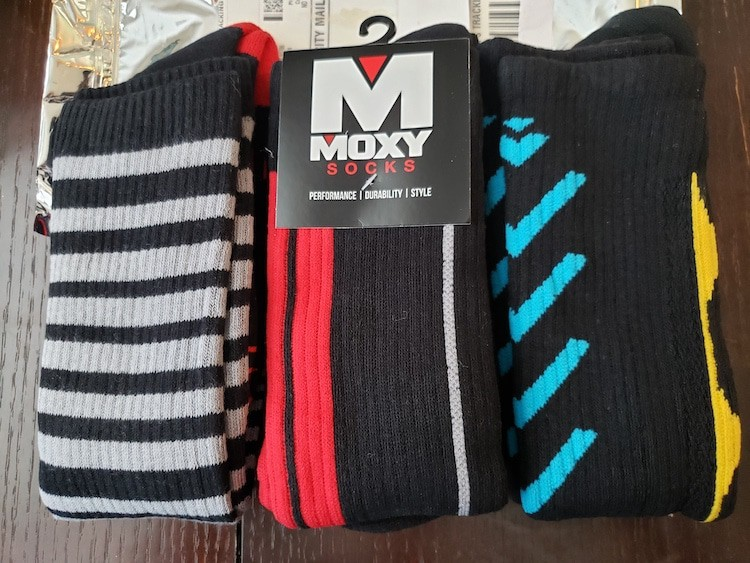 best deadlift socks Moxy Socks 3 pack Image Credit:HashiMashi.com
