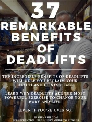 Benefits of Deadlifts to Unleash Your Fitness Fast Image Credit HashiMashi.com