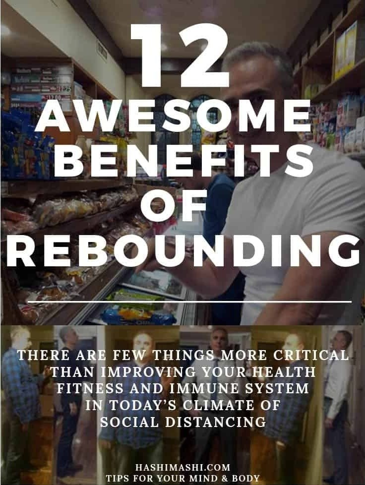 benefits of rebounding Image Credit - HashiMashi.com