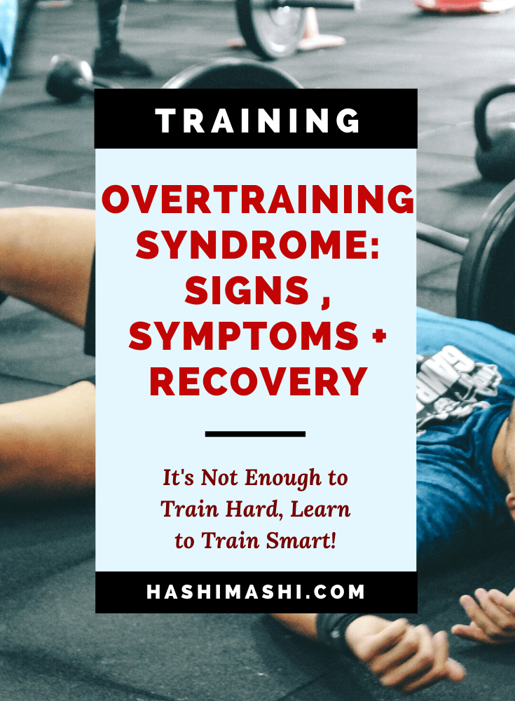 Overtraining Syndrome: Signs, Symptoms + How To Recover