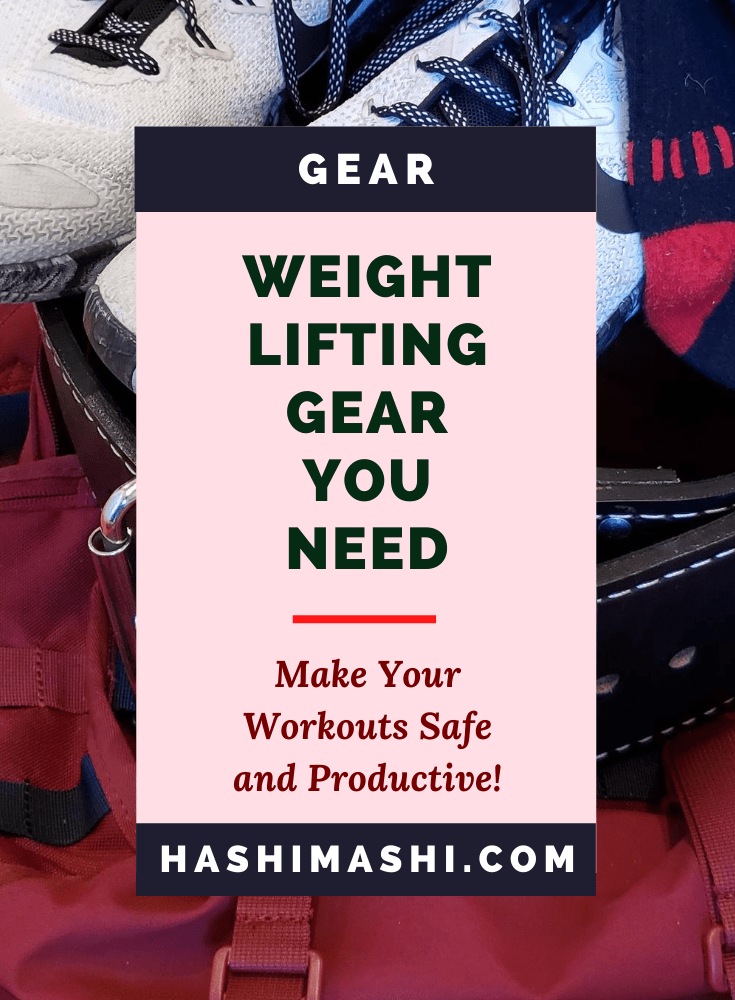 Weightlifting Gear You Need_ Knee Sleeves, Wrist Straps, Belts & More!