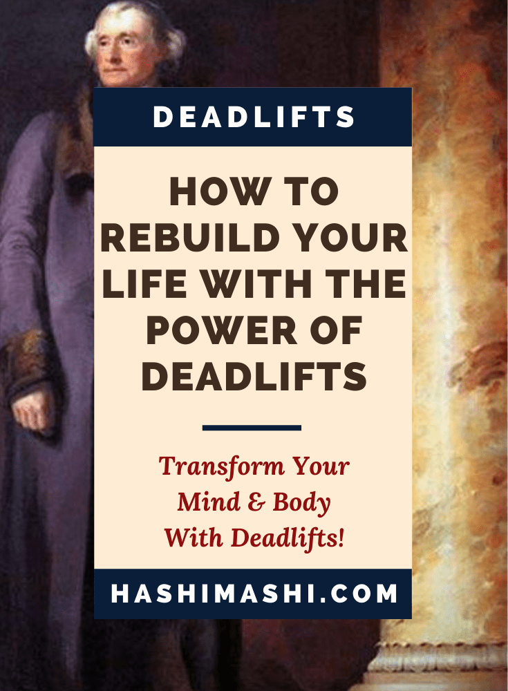 How To Rebuild Your Life With 5 Amazing Powers of Deadlifts By Thomas Sully - Library of Congress, Public Domain, https://commons.wikimedia.org/w/index.php?curid=30186888
