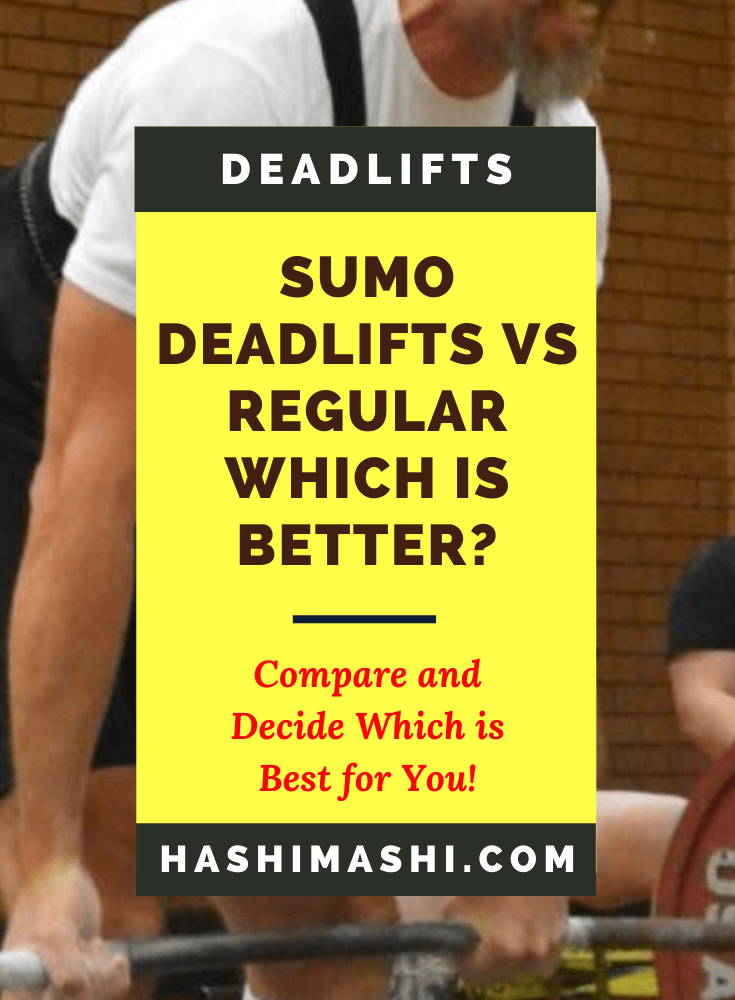 Sumo Deadlift vs Conventional - Which is Better for You - Image Credit Pat Dale