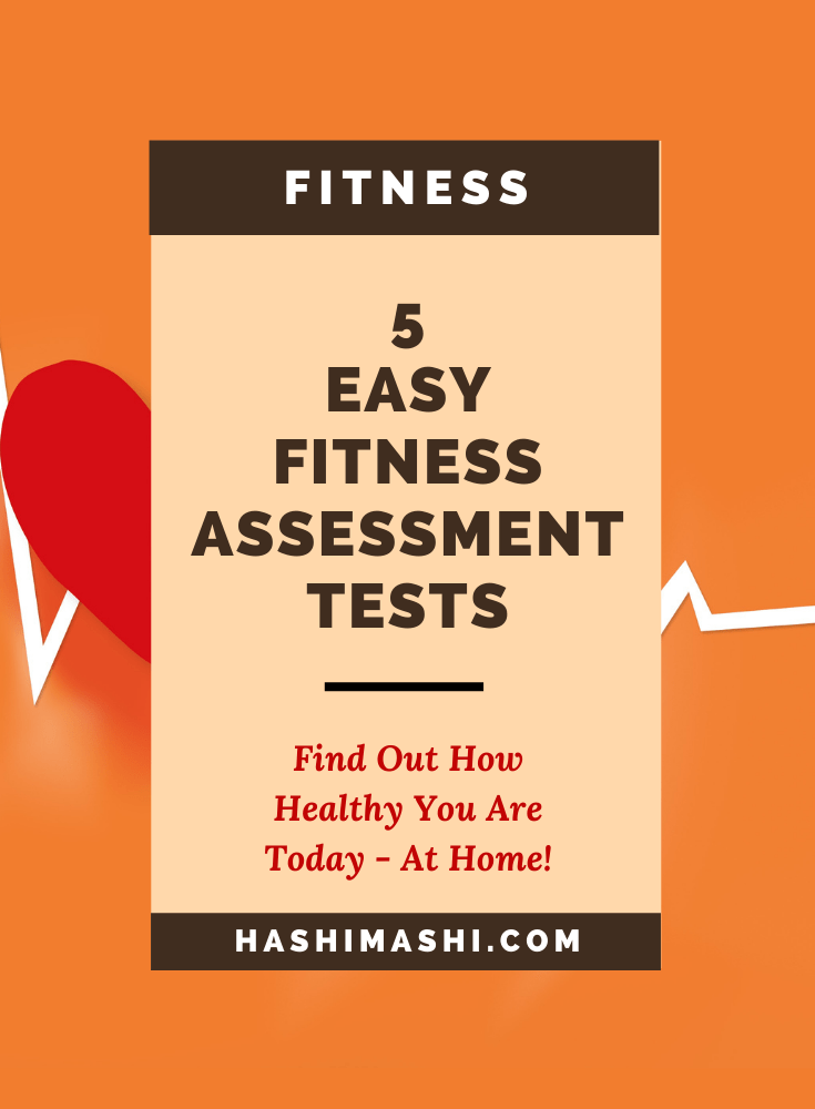 5 Easy Fitness Assessment Tests You Can Do At Home