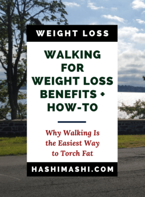 Walking For Weight Loss - Advantages, Benefits + How-To