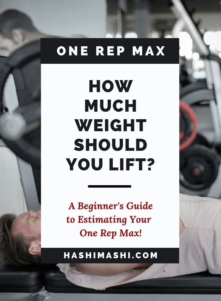How Much Weight Should I Lift_ A Beginner's Guide to One Rep Max