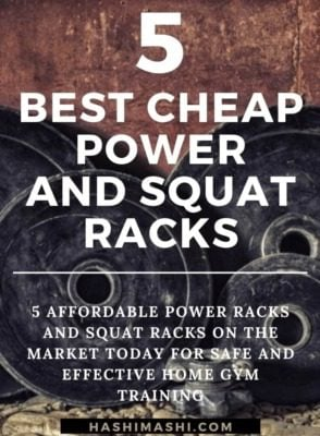 Best Cheap Power Rack And Squat Racks For Sale Today Image Credit-HashiMashi.com