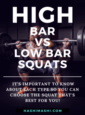 Low Bar Squat VS High Bar Squats_ Which One Is Best For You_ Image Credit HashiMashi.com