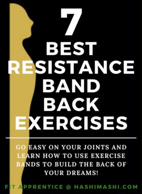 7 Best Resistance Band Back Exercises + Home Workout Image Credit - HashiMashi.com