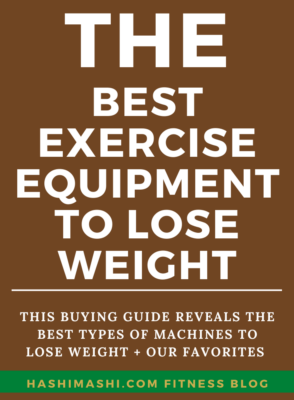 The Best Exercise Equipment to Lose Weight at Home in 2021 - Image Credit HashiMashi.com