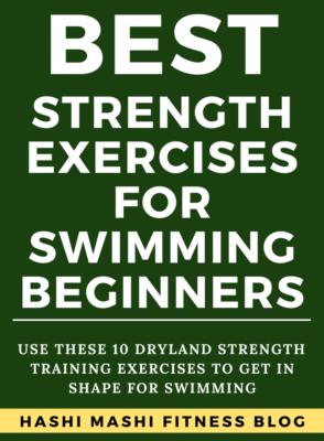 Exercises for Swimmers on Dryland - Image Credit HashiMashi.com