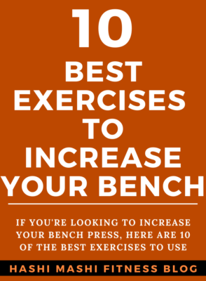 Exercises to Improve Bench Press Strength - Image Credit HashiMashi.com